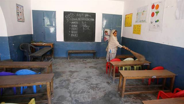 Schools Re-Open in Kashmir, But Students Stay Away From Classes