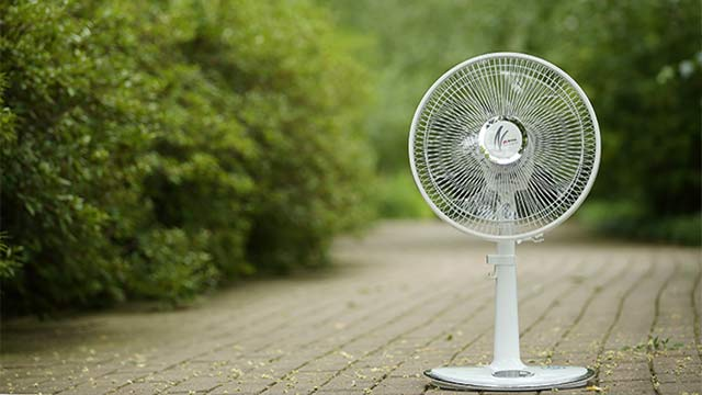 Export of Electric Fans' Increase 9.44% In 2019