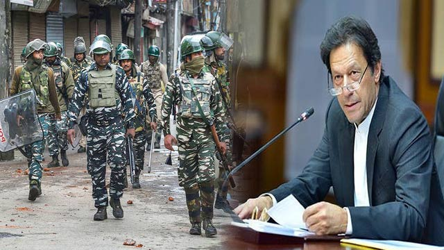 PM Summons Federal Cabinet Meeting on Kashmir Issue Today