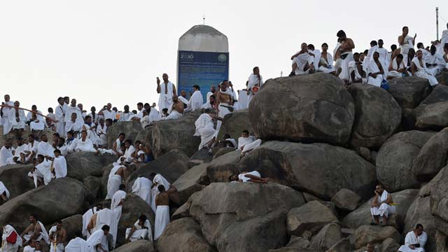 Hajj Sermon Calls For Kindness Toward Others