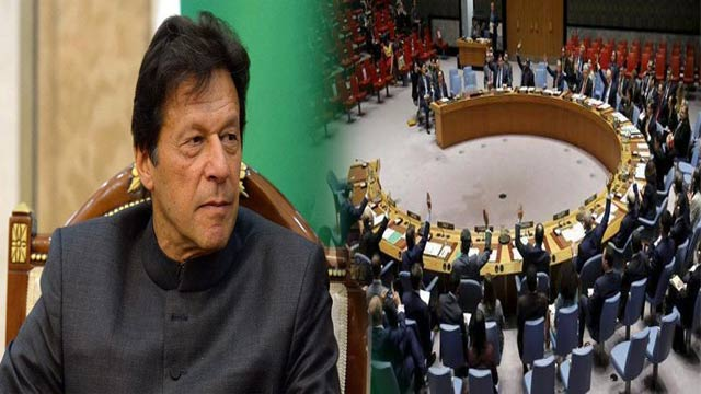PM Imran Reacts on UNSC Meeting to Discuss Kashmir Crisis