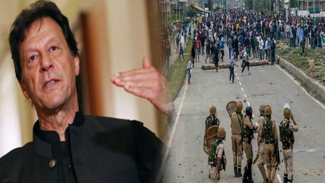 As An Ambassador, Will Raise Kashmir Issue At Every Forum: PM Imran