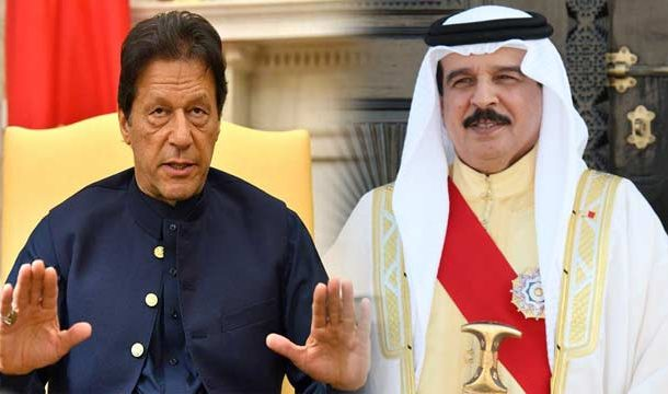 PM Imrn, Bahrain's King Discuss Kashmir Crisis