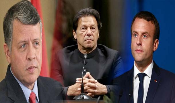 PM Imran Discusses Kashmir Situation With World Leaders