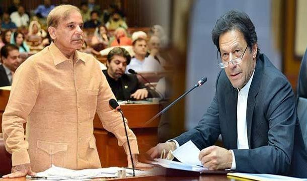 Kashmir Issue: Shahbaz Offers Full Support to PTI Govt.