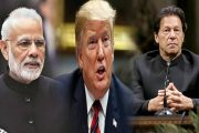 Trump Reiterates Offer to Mediate Kashmir Conflict
