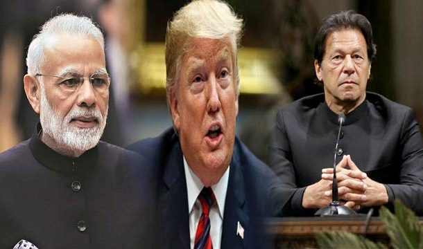 Trump Is 'Very Focused, Ready to Assist India, Pakistan Over Kashmir Issue
