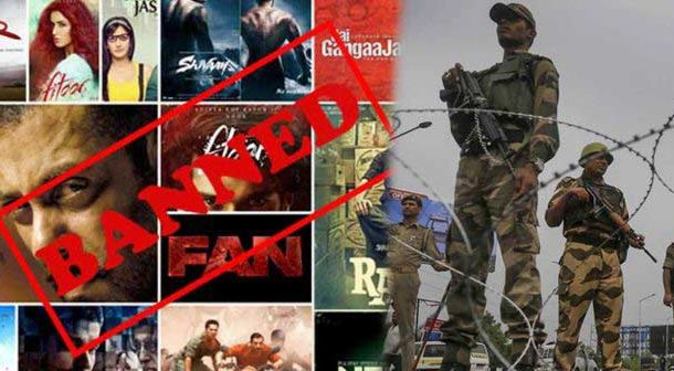 Pakistan Bans Screening Indian Content Over Kashmir Tensions