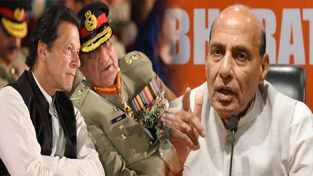 Indian Defense Minister Threatens Pakistan With Nuclear War