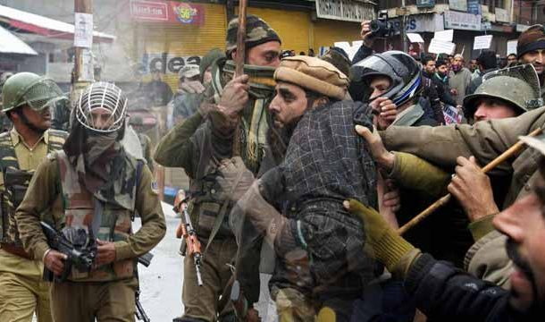 India Declares War Against Kashmiri People