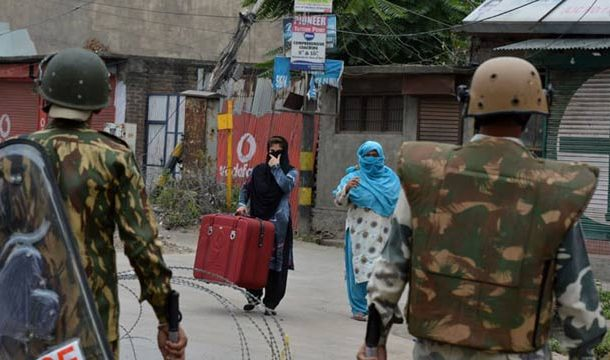 Grim Health Situation Feared in Kashmir Amid Unabated Curfew