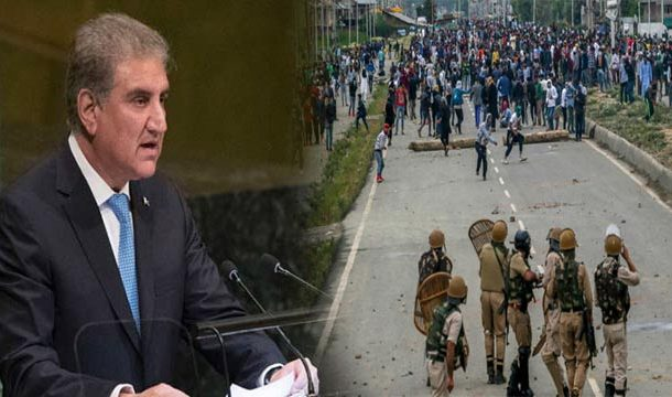 Pakistan to Form 'Kashmir Cell' in Foreign Ministry