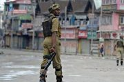 Curfew Continues in Occupied Kashmir on 14th Successive Day