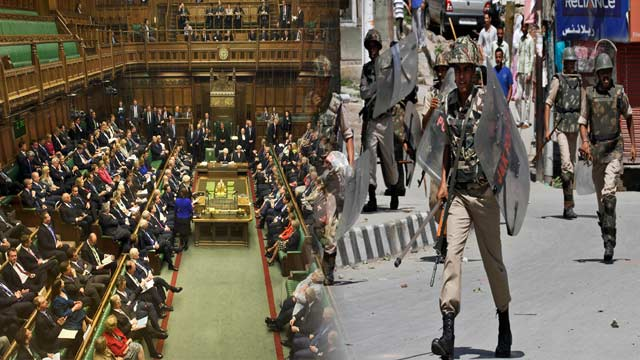 45 UK MPs, Peers Call UN Intervention Over Kashmir Dispute