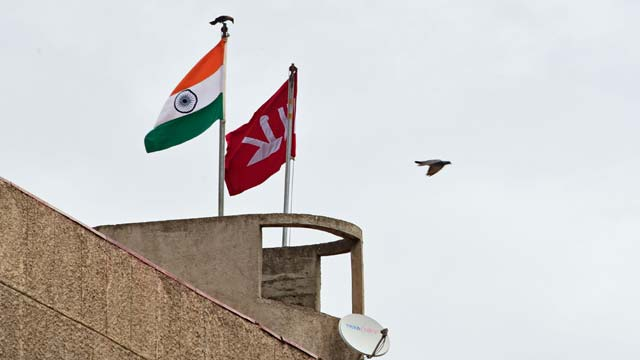 Indian Authorities Remove Kashmir State Flag From Civil Secretariat