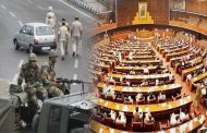 President Summons Senate Session on Kashmir Crisis