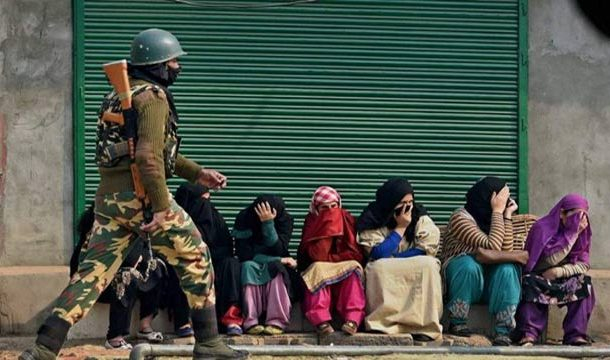 Indian Forces Detaining Children, Molesting Women And Girls in IOK