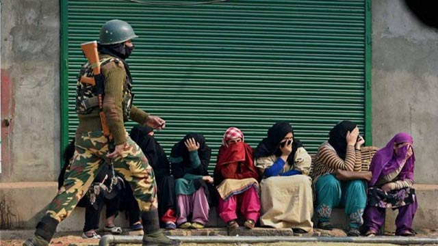 IOK People Constitute Committees For Women Protection