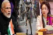 Ambassador Lodhi Informs UN of India's Lies