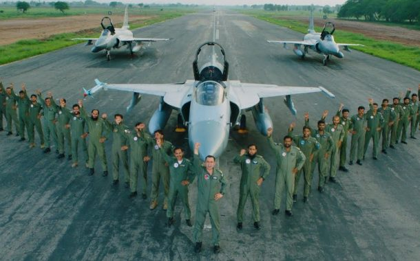 PAF Launches New National Song On Independence Day