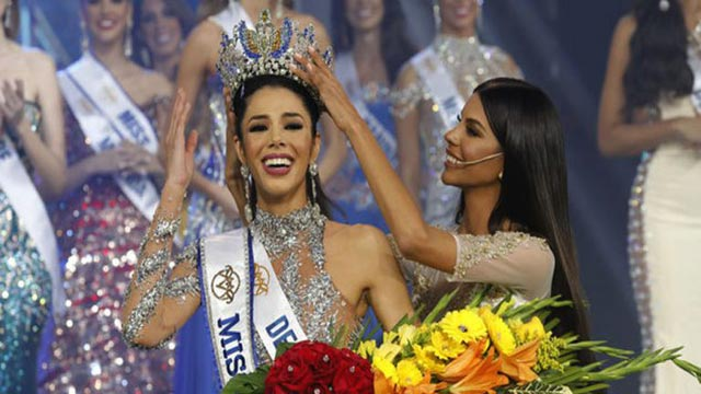 19-Year-Old Student Crowned As Miss Venezuela 2019