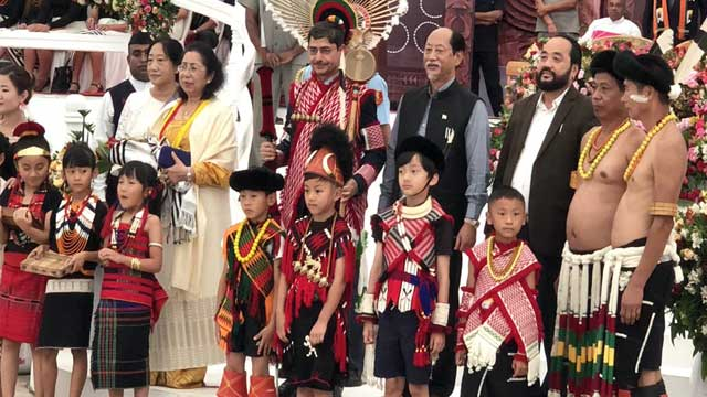 Indian State of 'Nagaland' Declares Separation