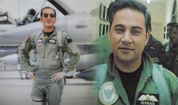 Military Awards Conferred Upon PAF Pilots For Downing Indian Jet