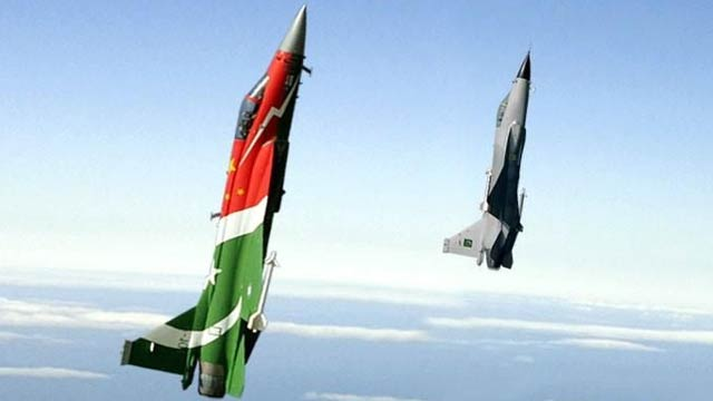 China, Pakistan Air Forces Start Joint Training