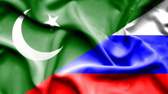 Pakistan, Russia Discuss Regional Security at Defence Talks