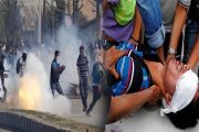 Over 150 Innocent Kashmiris Treated For Tear Gas, Pallet Gun Injuries