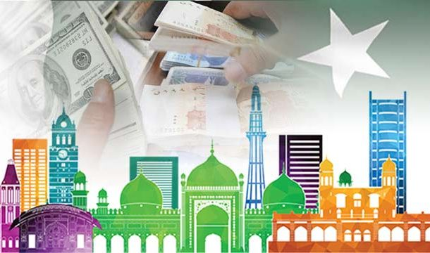 Pakistan's Budget Deficit Stands at Record High Rs 3.45 Trillion