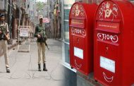 Consecutive Clampdown Badly Affects Postal Services in IOK