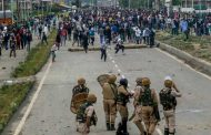 Protests Erupted in Occupied Kashmir, Despite Strict Curfew