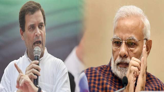 Rahul Gandhi Slams Modi Govt. Over Abuse of Executive Power in Kashmir
