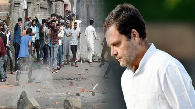 Rahul Gandhi-Led Group Head to Srinagar