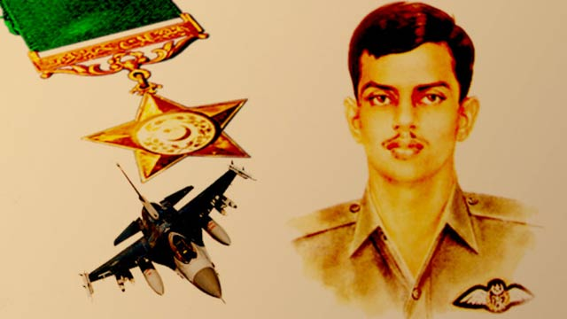 Paying Tribute to Brave and Courageous 'Rashid Minhas'