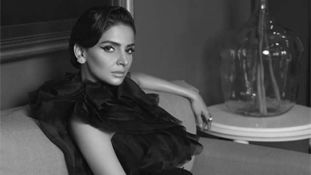 Saba Qamar Under Fire After Her Latest Photo Shoot