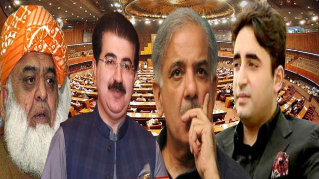 Huge Upset For Opposition: Journalists, Politicos React to Sanjrani's Victory