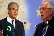 FM Qureshi Updates Spanish Counterpart on Kashmir Situation