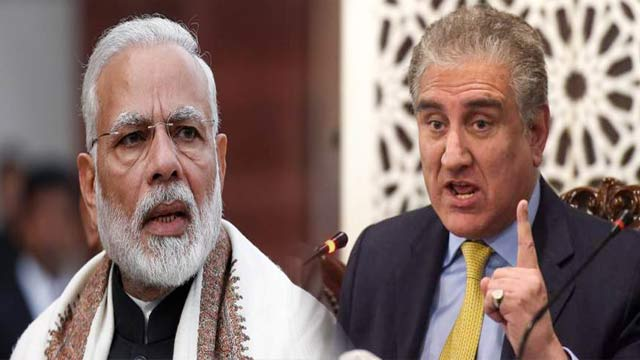 Kashmir issue Cannot be Resolved By a Constitutional Amendment: Qureshi