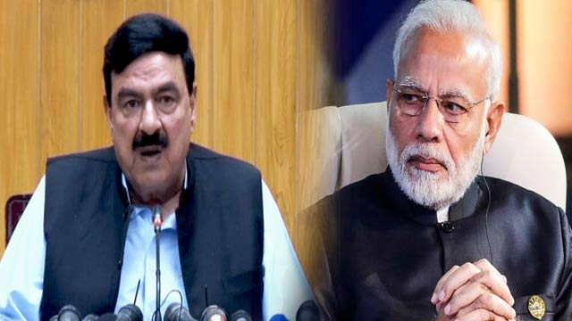 Modi Would Not Dare to Attack on Pakistan: Sheikh Rasheed