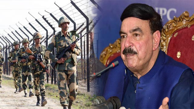 Sheikh Rashid Predicts PAK-India War in Next 6 Months