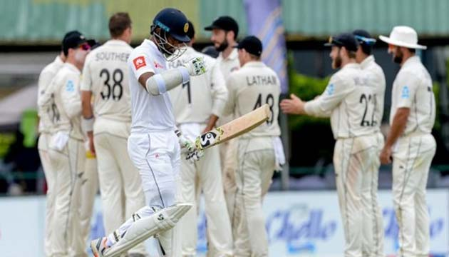New Zealand Thrash Sri Lanka to Level Series 1-1