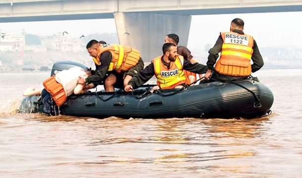 Sutlej Floods: Rescue Activities Underway As Several Villages Inundated in Kasur