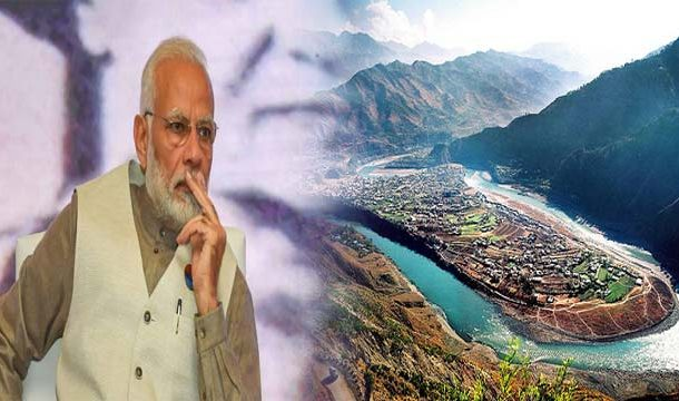 India Taking Steps to Stop River Water Flowing Into Pakistan