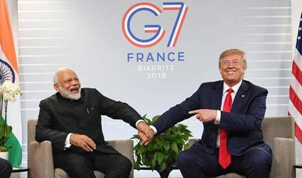 Trump Takes U-Turn on Kashmir Mediation, Supports Indian Stance