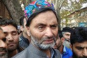 Production Warrants of Illegally Detained 'Yasin Malik' Issued