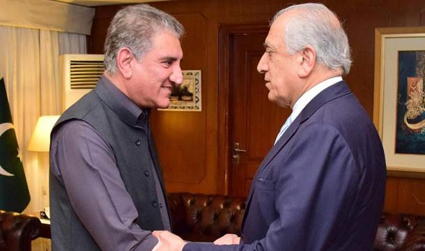 Pakistan to Continue Play Role in Afghan Peace Process: Qureshi