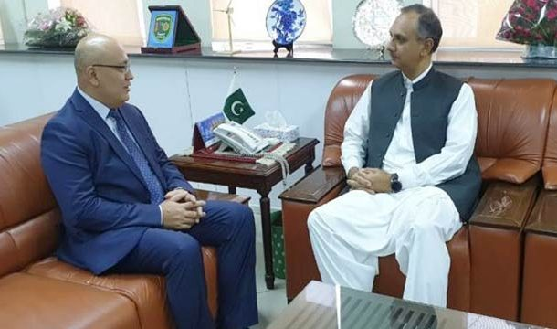 Pakistan, Uzbekistan Agree To Form Joint Working Group On Energy