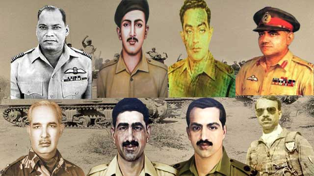 Nation Pays Tribute to 1965 War Heroes